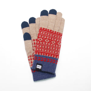 FLEUR EVOLG GLOVES KNIT ONE SIZE CASUAL