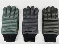 CHARIOT EVOLG GLOVES LEATHER MENS FASHION (3 COLORS)