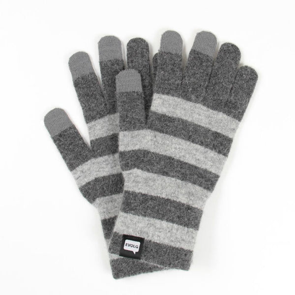 MARSH EVOLG GLOVES KNIT UNISEX ONE SIZE CASUAL (8 COLORS)