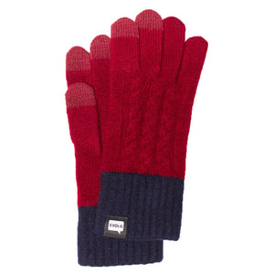 MINOS EVOLG GLOVES KNIT ONE SIZE CASUAL