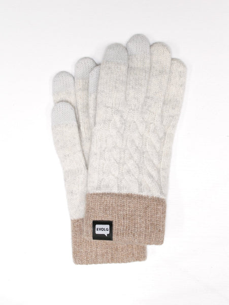 MINOS EVOLG GLOVES KNIT WOMENS ONE SIZE CASUAL (5 COLORS)