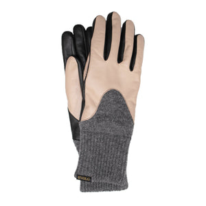 MUSE EVOLG GLOVES LEATHER MIX WOMEN FASHION