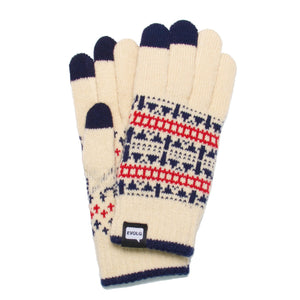 NATIVE EVOLG GLOVES KNIT ONE SIZE CASUAL
