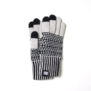 NEW TOKYO EVOLG GLOVES KNIT ONE SIZE CASUAL