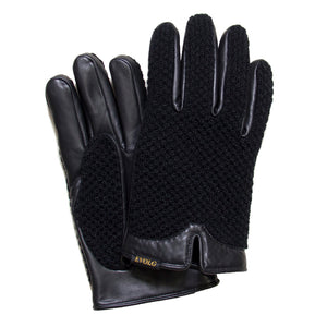 NORN EVOLG GLOVES LEATHER MIX FASHION