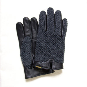 NORN EVOLG GLOVES LEATHER MIX WOMEN FASHION