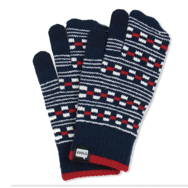 BLOCK EVOLG GLOVES KNIT UNISEX ONE SIZE CASUAL (3 COLORS)
