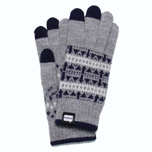 NATIVE EVOLG GLOVES KNIT UNISEX ONE SIZE CASUAL (4 COLORS)