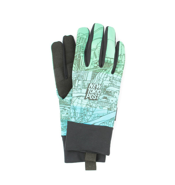 WIZARD EVOLG GLOVES JERSEY UNISEX OUTDOOR - Artist RAGELOW REI