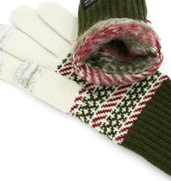 DECODE EVOLG GLOVES KNIT UNISEX ONE SIZE CASUAL (4 COLORS)