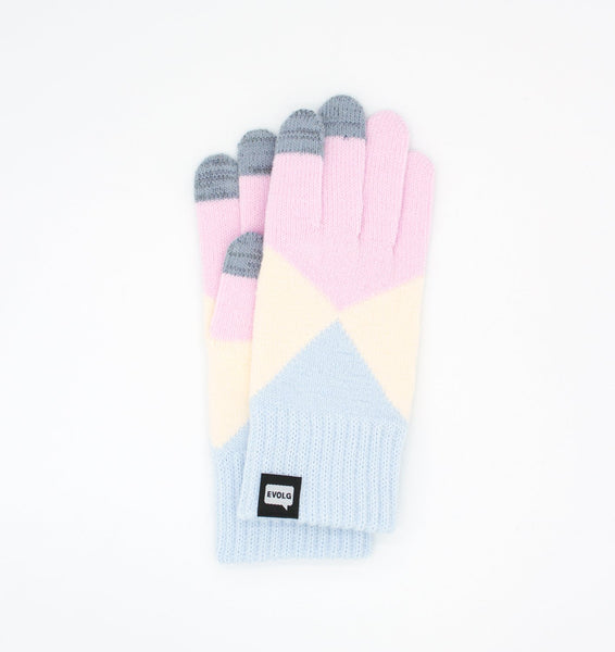MIRAGE EVOLG GLOVES KNIT UNISEX ONE SIZE CASUAL (5 COLORS)