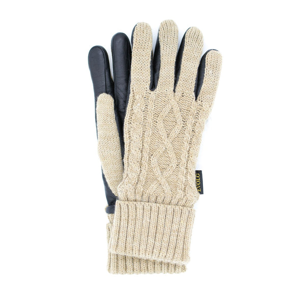 BIND EVOLG GLOVES LEATHER UNISEX FASHION (5 COLORS)