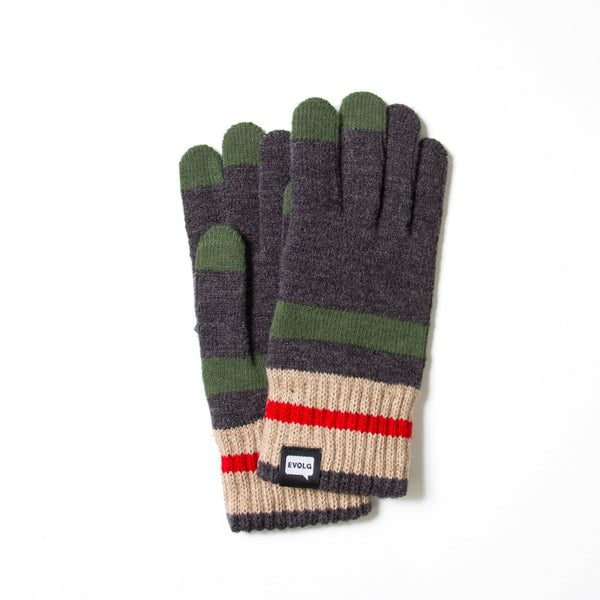 TILDEN EVOLG GLOVES KNIT MENS ONE SIZE CASUAL (5 COLORS)