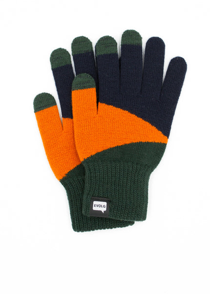 TORI-CO2 EVOLG GLOVES KNIT UNISEX ONE SIZE CASUAL (9 COLORS)