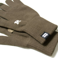 CAPTAIN EVOLG GLOVES KNIT MENS ONE SIZE CASUAL (2 COLORS)