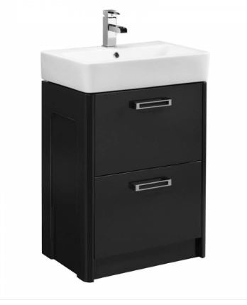 Q60 2 Drawer Freestanding Unit & Basin