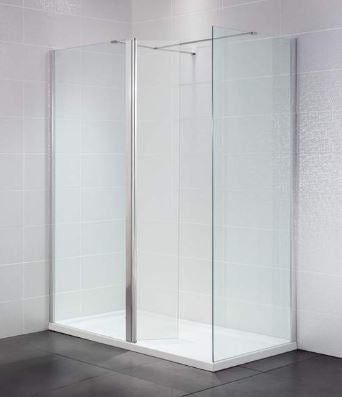 Identit2 Walk In Wetroom Glass