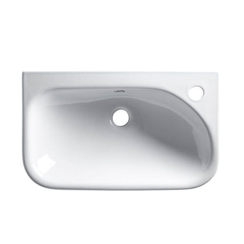 Roper Rhodes Note Slim Depth Semi-Countertop Basin