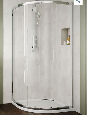 Sommer 6 Quadrant - Single Sliding Door