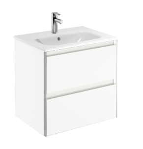 Valencia Royo 2 Door Wall Hung Vanity Unit & Basin FL