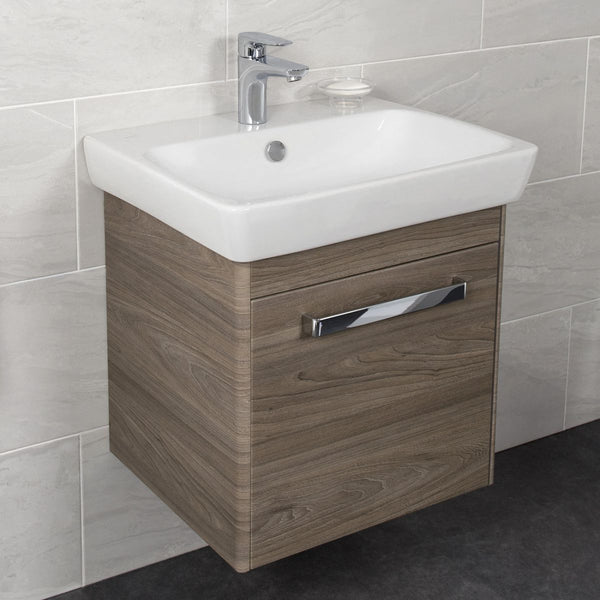 Vitra Designer M-Line Collection Washbasin Unit With Drawer