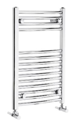 Curved Central Heating Towel Warmer fl