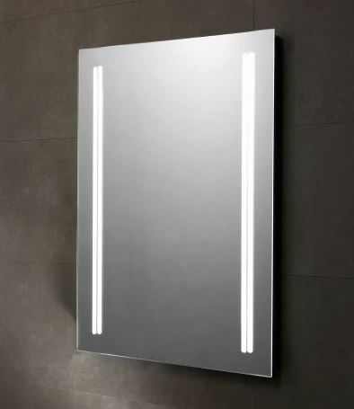 Diffuse LED Illuminated Mirror tv