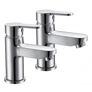 Basin Taps - Luna basin taps LP2 - Aquaflow Brassware Collection