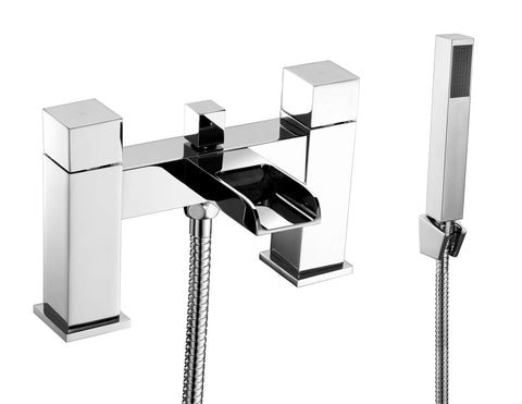 Bath Shower Mixer - Trac bath shower mixer HP1 - Aquaflow Brassware Collection
