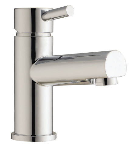 Basin Mono - Petit basin mono with click-clack waste MP - Aquaflow Brassware Collection