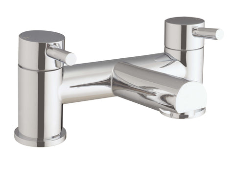 Bath Filler - Petit bath filler LP2 - Aquaflow Brassware Collection