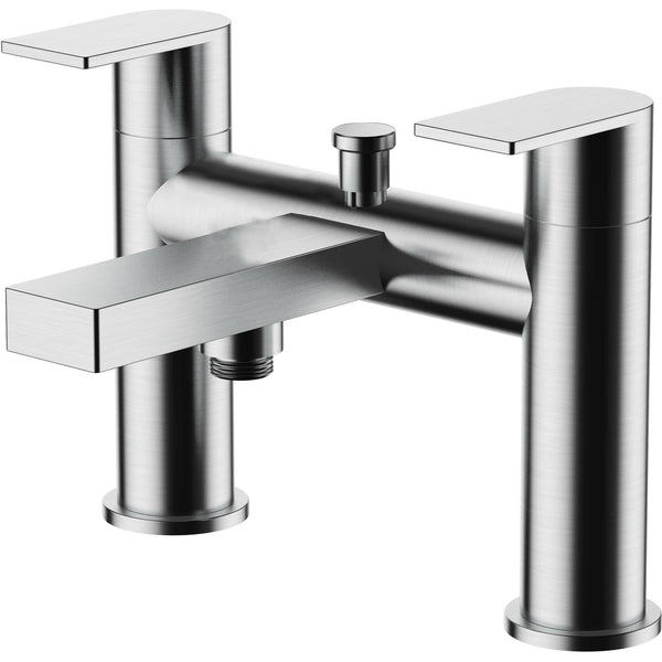 Bath Shower Mixer - Strand bath shower mixer MP - Aquaflow Edition Brassware Collection