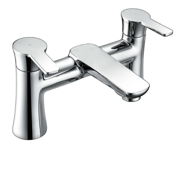 Bath Filler - Garda bath filler MP - Aquaflow Brassware Collection