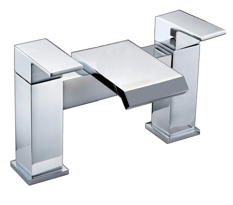 Bath Filler - Estrada bath filler MP - Aquaflow Italia Brassware Collection
