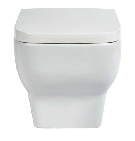 Wall Hung WC - Bella wall hung pan - The Contemporary Collection