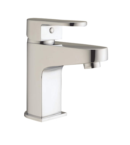 Basin Mono - Caprice basin mono with click-clack waste MP - Aquaflow Brassware Collection