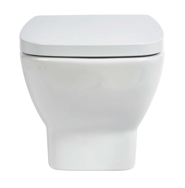 Wall Hung WC - Piccolo wall hung pan - The Contemporary Collection