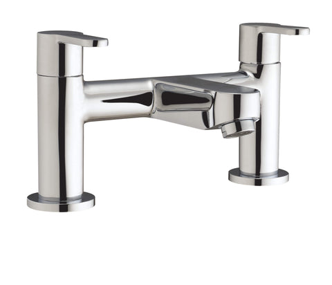 Bath Filler - Luna bath filler LP2 - Aquaflow Brassware Collection
