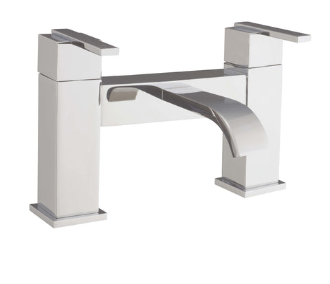 Bath Filler - Blok bath filler MP - Aquaflow Brassware Collection