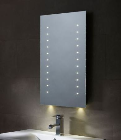 Momentum LED Illuminated Mirror