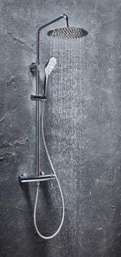 Messi Cool Touch Rigid Riser Shower