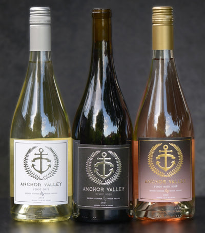 Anchor Valley Wine - Southern Oregon