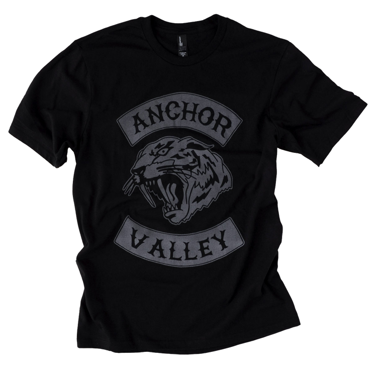 Anchor Valley Unisex Tiger Tee