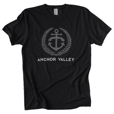 Anchor Valley Unisex Logo Tee