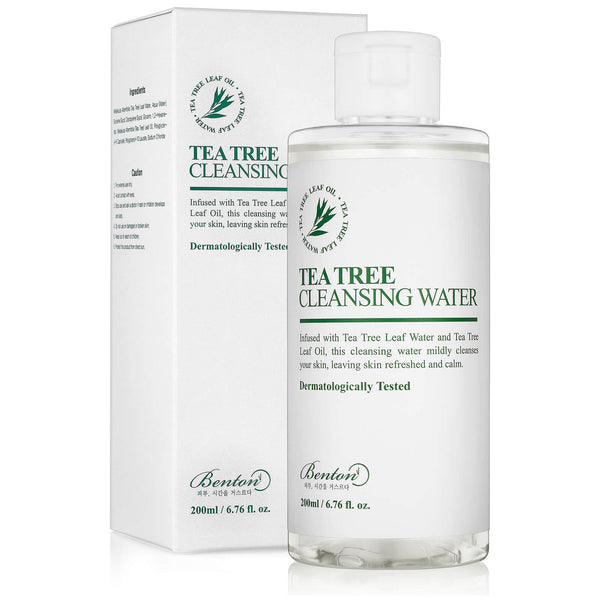 Benton Tea Tree Cleansing Water - 200ml