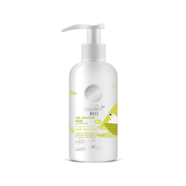 Natura Siberica Baby Bath & Gel - 250 ml