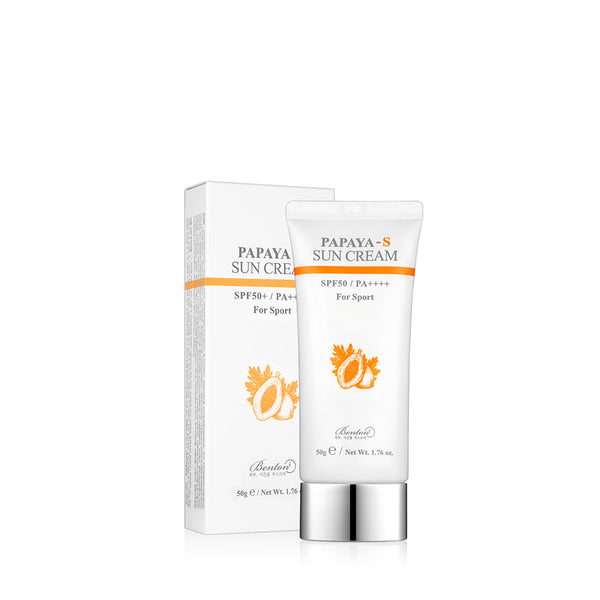 Benton Papaya Sunscreen SPF50 - 50ml