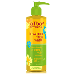 Alba Botanica Coconut Milk Face Wash 230ml