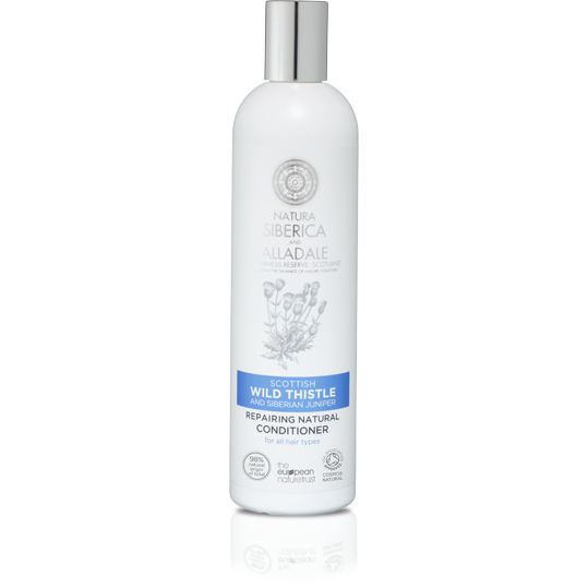Natura Siberica Alladay Repair Natural Conditioner - 400mls