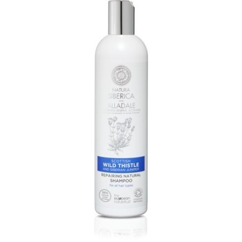 Natura Siberica Alladay Repair Natural Shampoo - 400mls